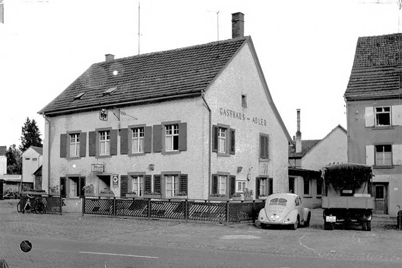 Hotel Gasthaus Adler in Schopfheim